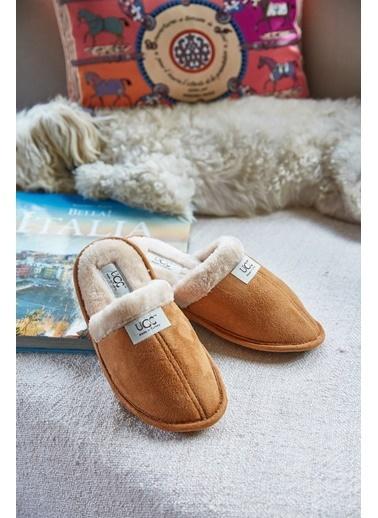 Arma Shoes Erkek Relax Ev Terliği Hardal